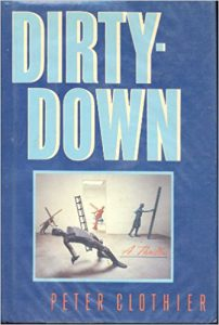 Cover: Dirty-Down by Peter Clothier