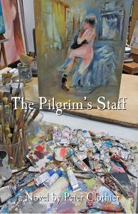 Cover Image: The Pilgrim's Staff by Peter Clothier