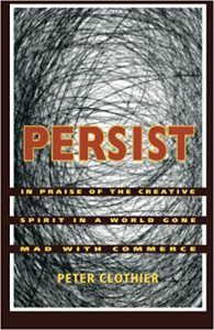 Cover Image: Persist by Peter Clothier