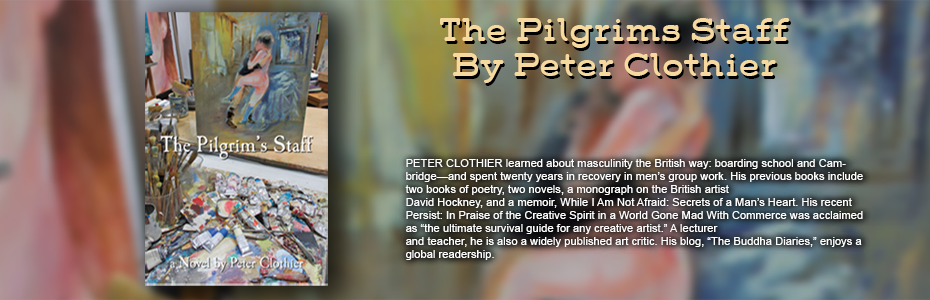 Slide: The Pilgrims Staff By Peter Clothier