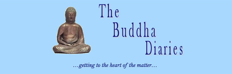 Slide: The Buddha Diaries Blog